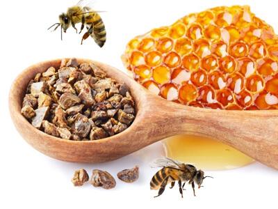 Прополис - кладезь полезных веществ для здоровья!