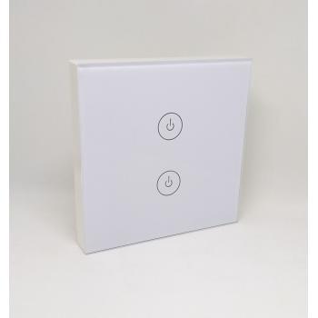 Умный сенсорный настенный выключатель STL-WF086T02