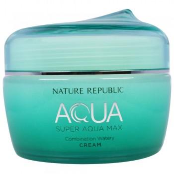 Крем для нормальной и комбинированной кожи от Nature Republic