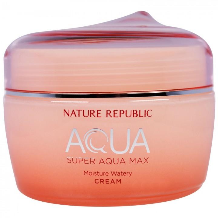 Крем для нормальной и сухой кожи от Nature Republic