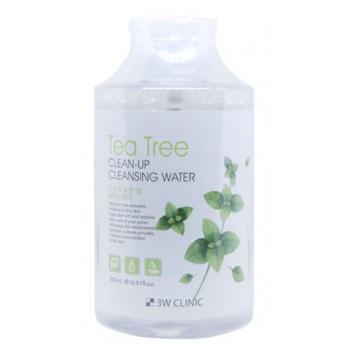 Мицеллярная вода с экстрактом чайного дерева от 3W Clinic