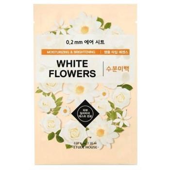 Тканевая маска с экстрактом белых цветов от Etude House