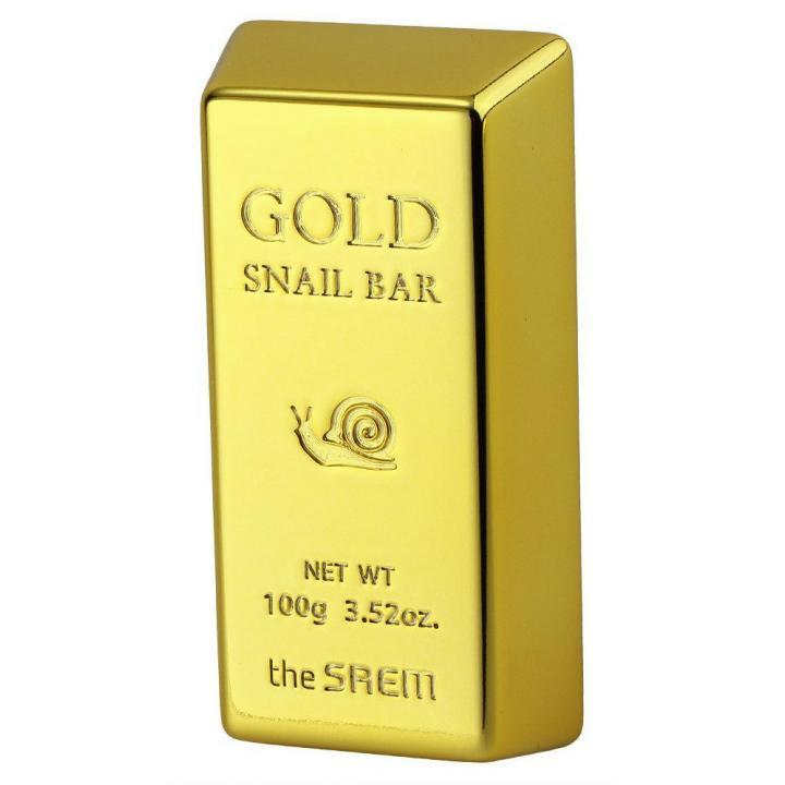 Золотое мыло для лица от The Saem