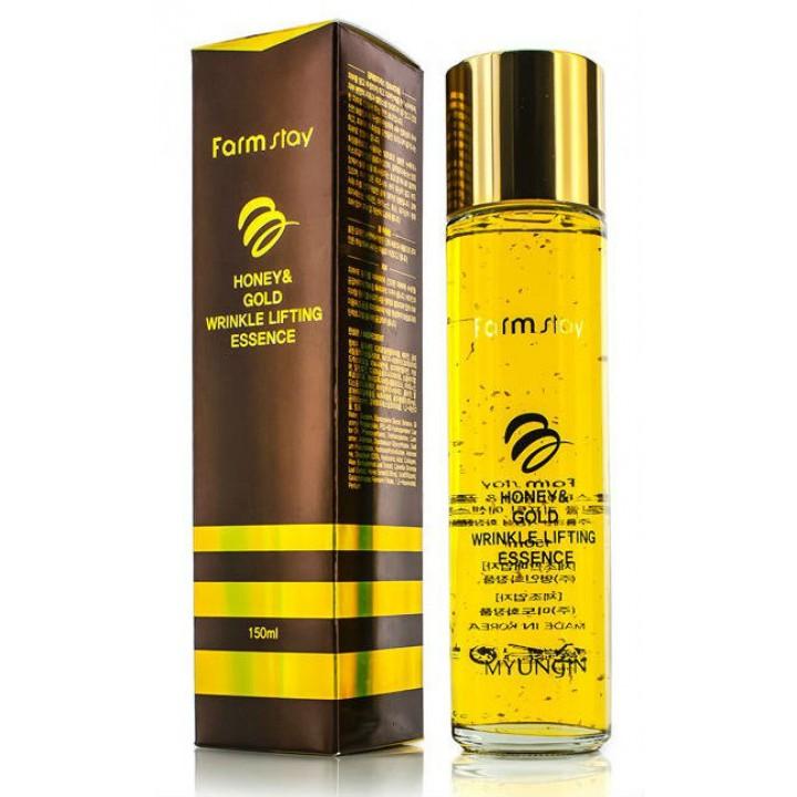 Лифтинг эссенция с медом и золотом от FarmStay