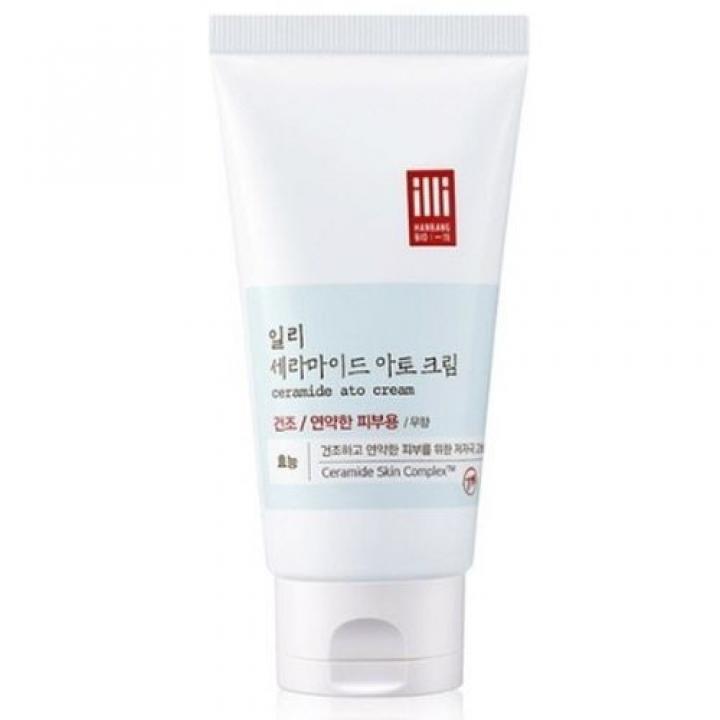 АТО-крем для лица с керамидами от HanBang Bio