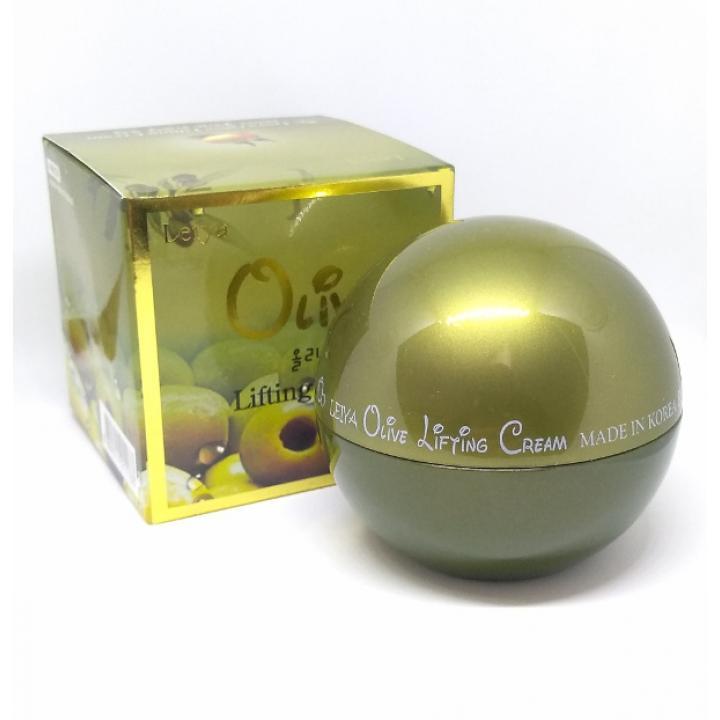 Лифтинг-крем с экстрактом оливы от Leiya