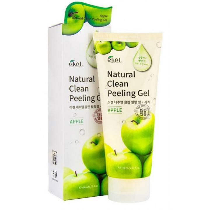 Пилинг-скатка с экстрактом зеленого яблока от Ekel