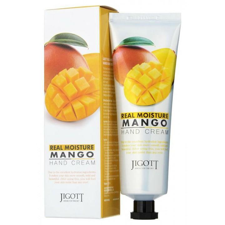 Крем для рук с экстрактом манго от JIGOTT