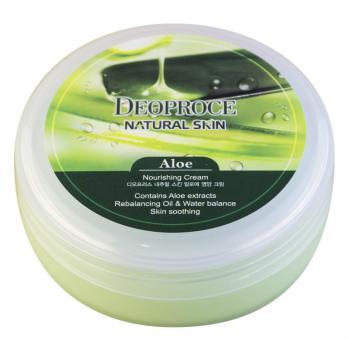 Питательный крем с экстрактом алоэ от Deoproce
