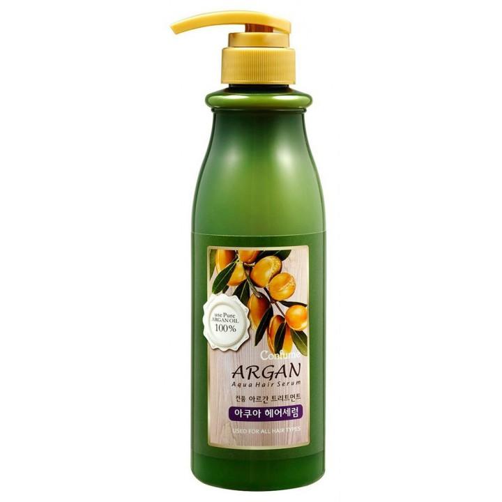 Аква-сыворотка с аргановым маслом от Welcos