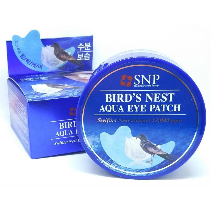 Гидрогелевые патчи с экстрактом ласточкиного гнезда от SNP