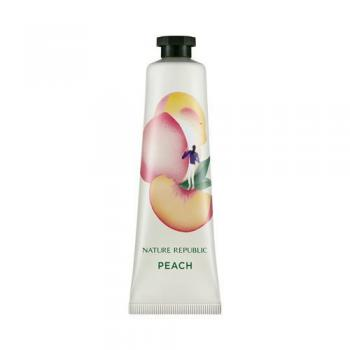 Крем для рук с экстрактом персика от Nature Republic