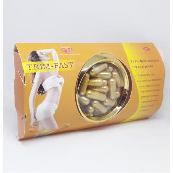 TRIM - FAST Трим Фаст капсулы для похудения