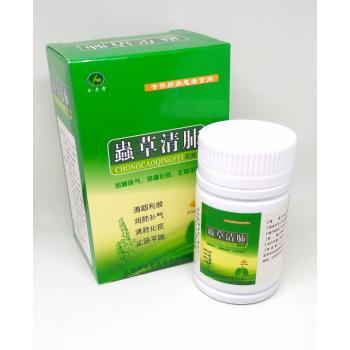Капсулы для лечения легких «Цунцао Цинфэй»