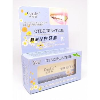 Отбеливатель для зубов с хризантемой