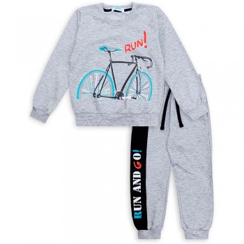 Комплект для мальчиков, джемпер и брюки (арт.1001871/1)
