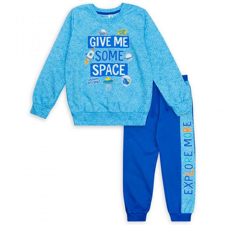 Комплект для мальчиков, джемпер и брюки (арт.1001871/2)