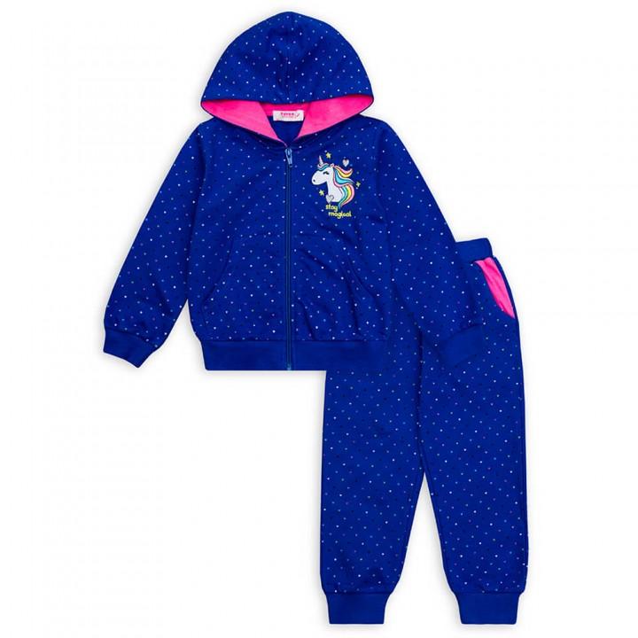 Спортивный костюм для девочек (арт.1001888/2)