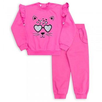Комплект для девочек, джемпер и брюки (арт.1001889/2)