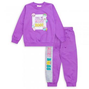 Комплект для девочек, джемпер и брюки (арт.1001894/1)