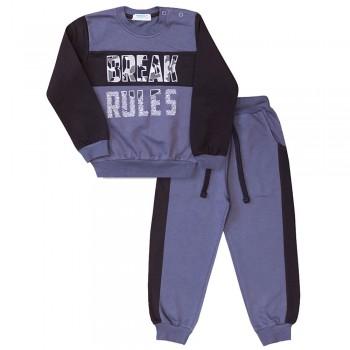 Комплект для мальчиков, джемпер и брюки (арт.1001967)