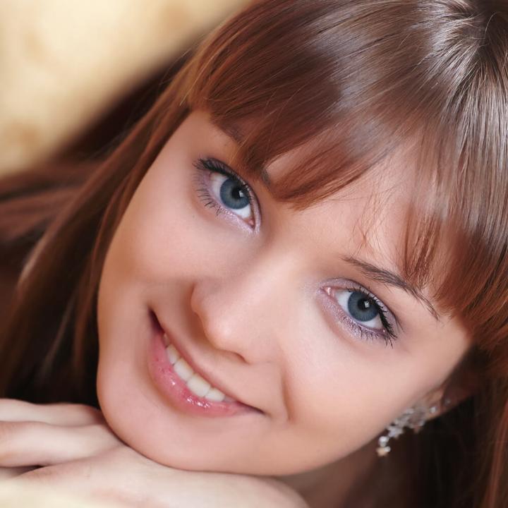 Цветные контактные линзы Nc 307 Gray