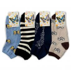 Женские носки Бабочка