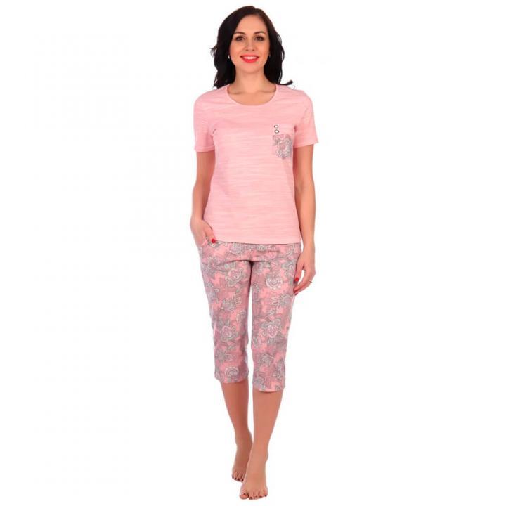 Женский костюм Лика розовый