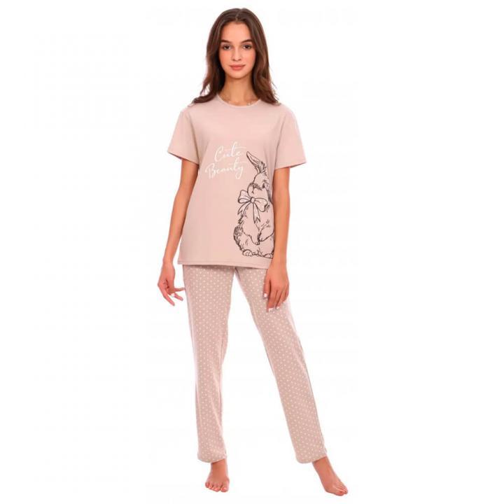 Женская пижама Бантик