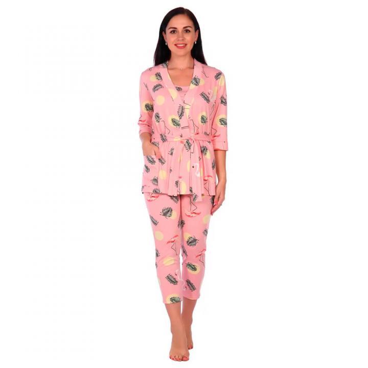 Женский костюм Алисия фламинго