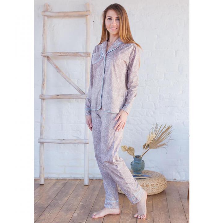Женский костюм Виктория бежевый