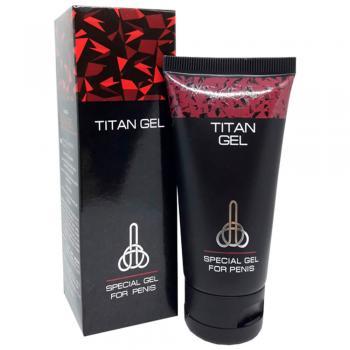 Средство для увеличения пениса Titan Gel