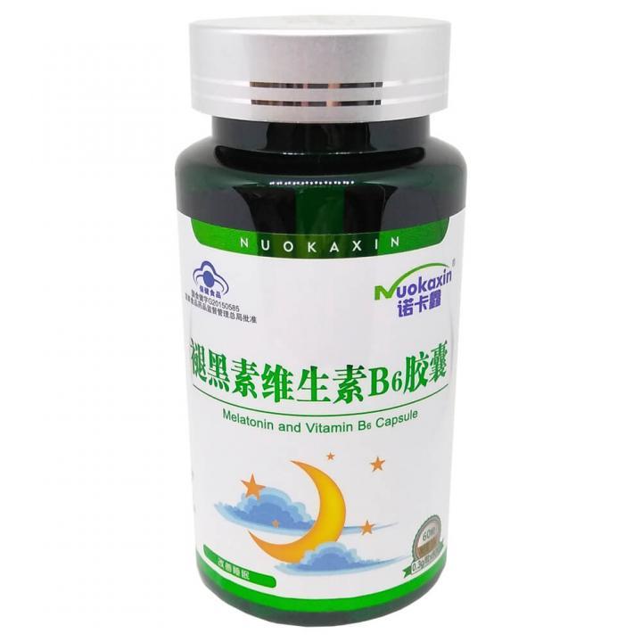 Капсулы Мелатонин для улучшения сна