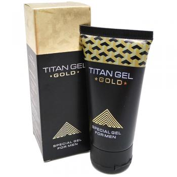 Средство для увеличения пениса Titan Gel Gold (уценка)