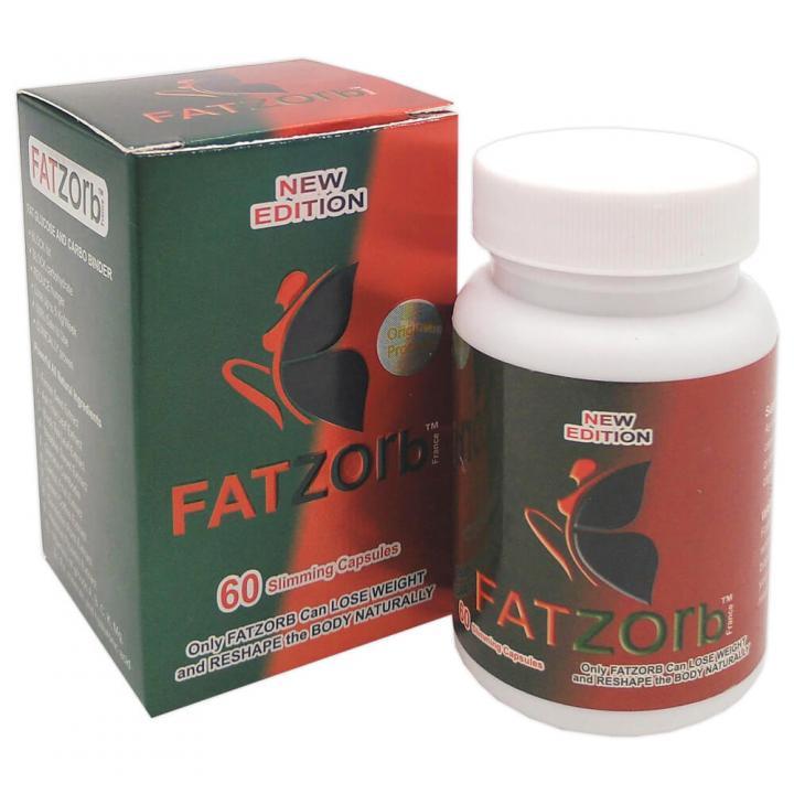 Препарат для похудения FATZOrb 60 капсул