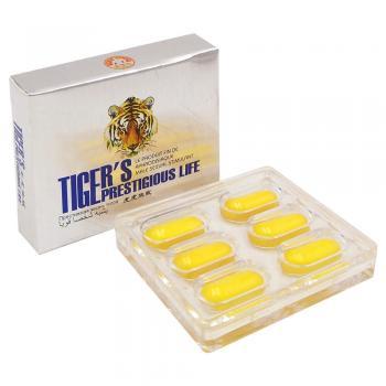 Престижная жизнь тигра