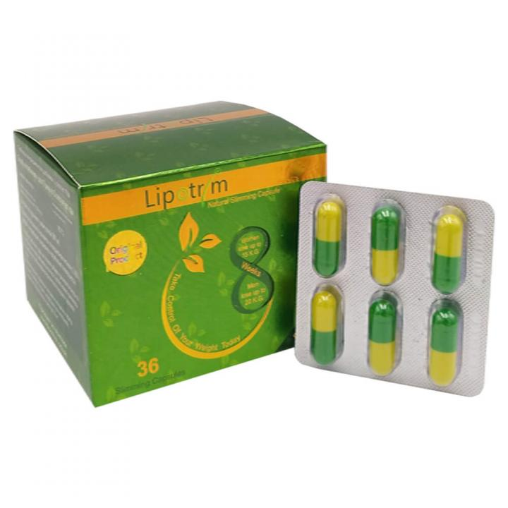 Капсулы Lipotrim для похудения