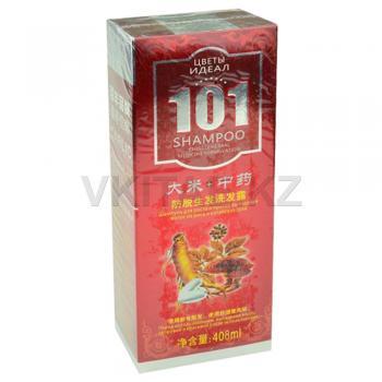 Шампунь 101 от облысения с рисом и китайскими травами
