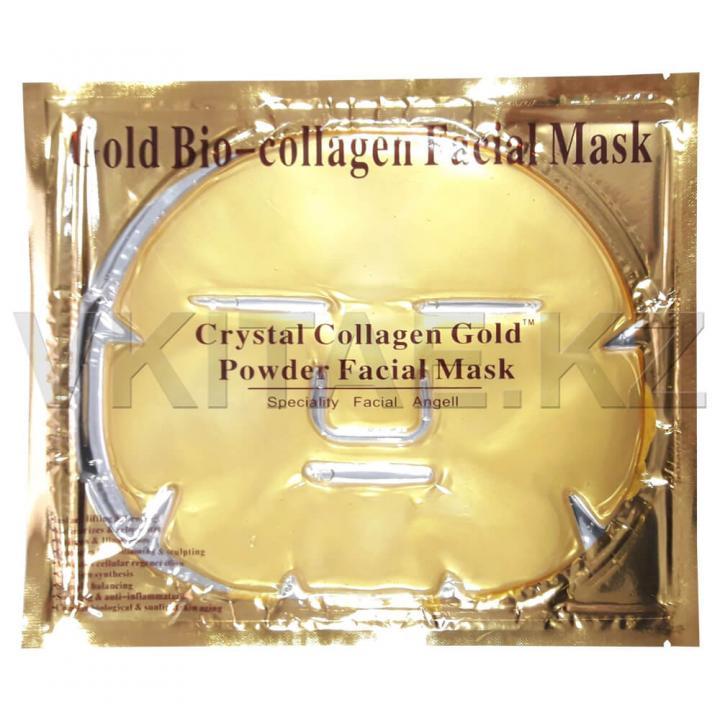 Маска для лица Collagen золото