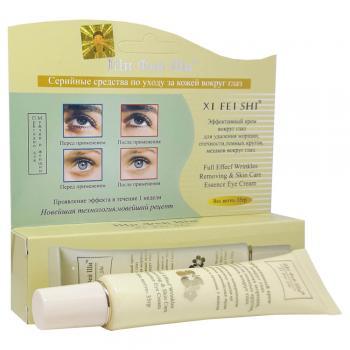 Крем вокруг глаз для удаления морщин и отеков
