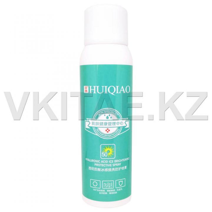 Солнцезащитный спрей с гиалуроновой кислотой