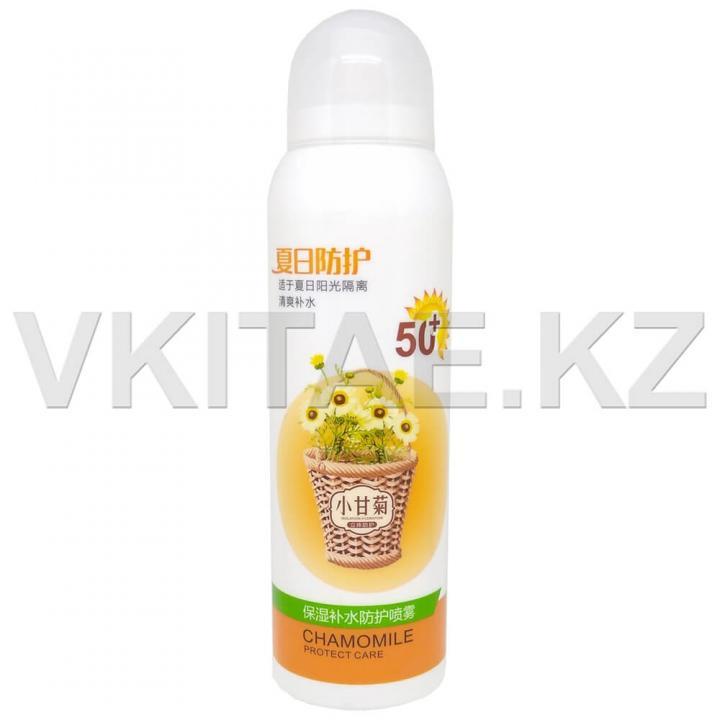 Солнцезащитный спрей с экстрактом ромашки