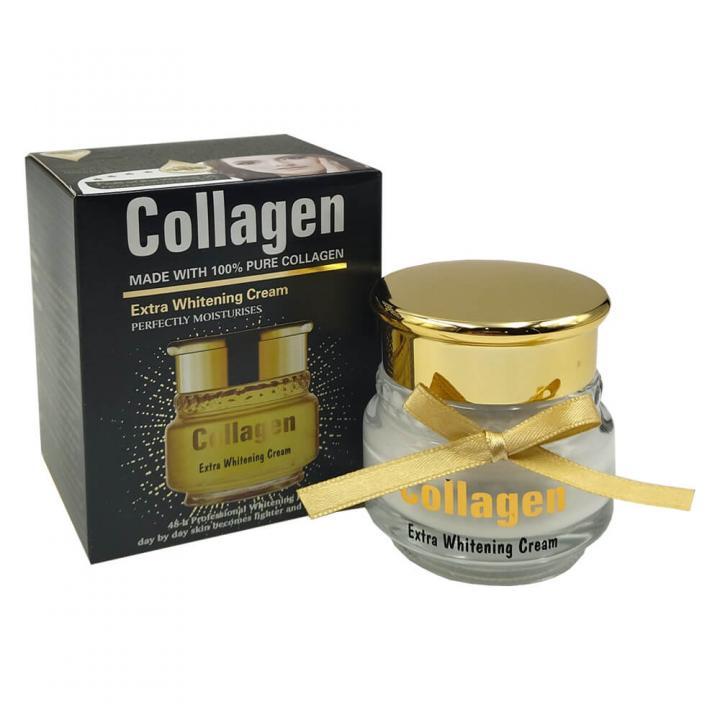 Отбеливающий крем с Collagenom