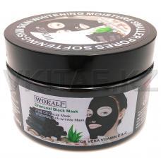 Черная маска-пленка Wokali