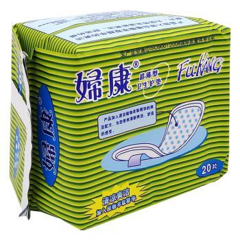 Прокладки ежедневные Fukang