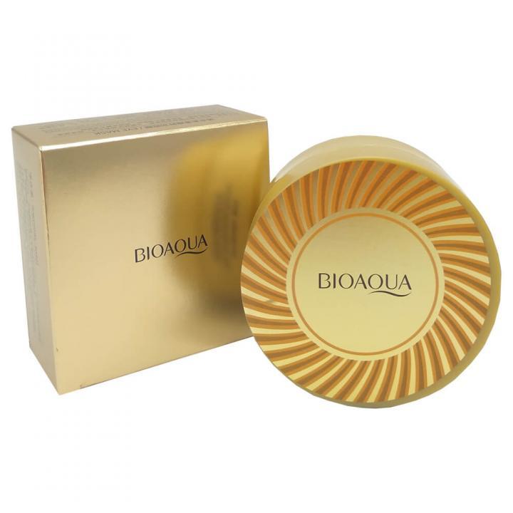 Патчи для глаз Bioaqua с золотом