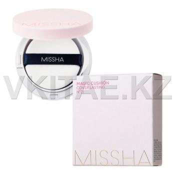 Кушон с светло-бежевым оттенком оттенком от Missha