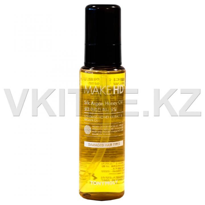 Аргановое масло с экстрактом мёда для ослабленных волос от Tony Moly