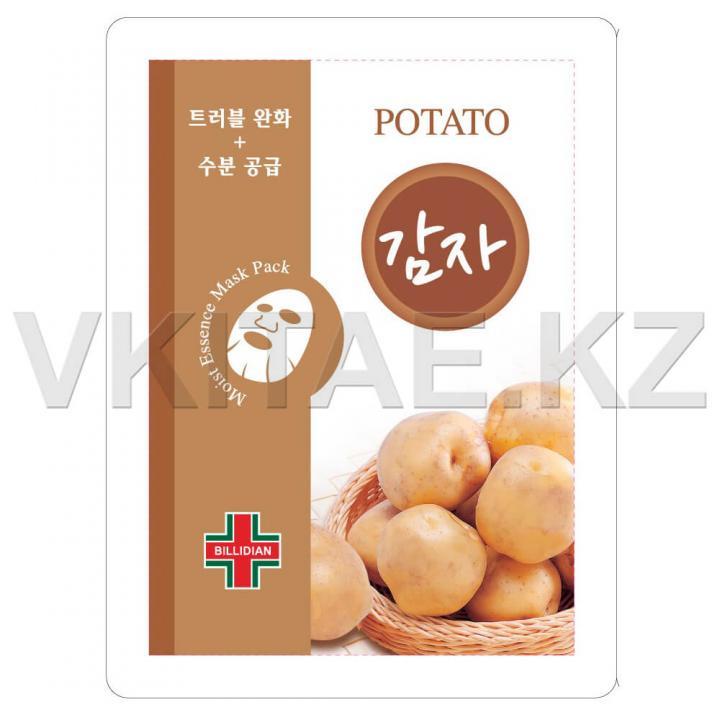 Омолаживающая маска с экстрактом картофеля от Billidian