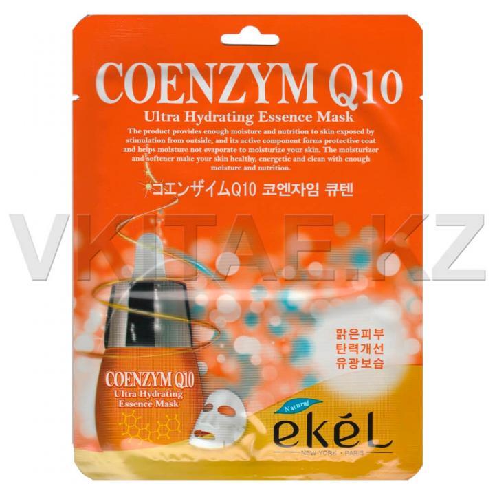 Тканевая маска с коэнзимом Q10 от Ekel